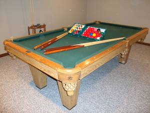 Pool Tables Family Recreation Centre - Dufferin pool table
