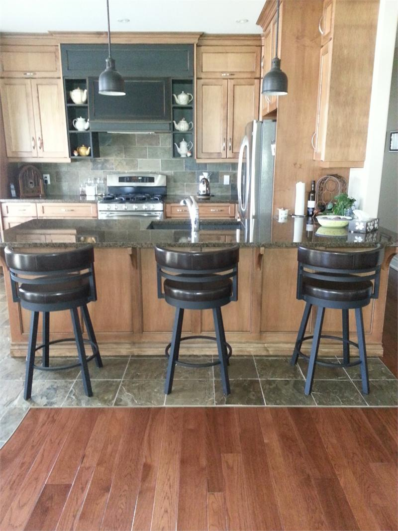 Bar Stool Height or Counter Height-What height should my kitchen ...
